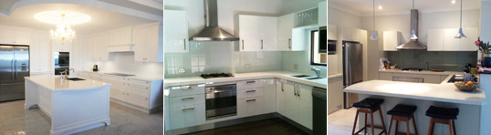Kitchen renovations makeover refacing services sydney for Kitchen renovations western sydney