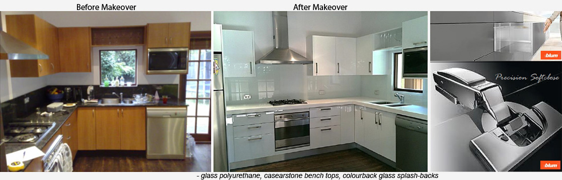Kitchen Renovations/Makeovers Sydney: Quality Kitchen Cabinet Makeover  Ideas, Kitchen Facelift Inner West/Central Coast/North/Eastern Sydney